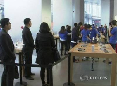 News video: China Shuns Big Tech Names