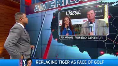 News video: Is Tiger Woods no longer the face of Golf?