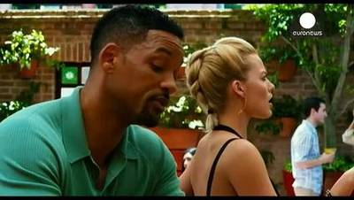 News video: Will Smith is back opposite Wolf of Wall Street's Margot Robbie